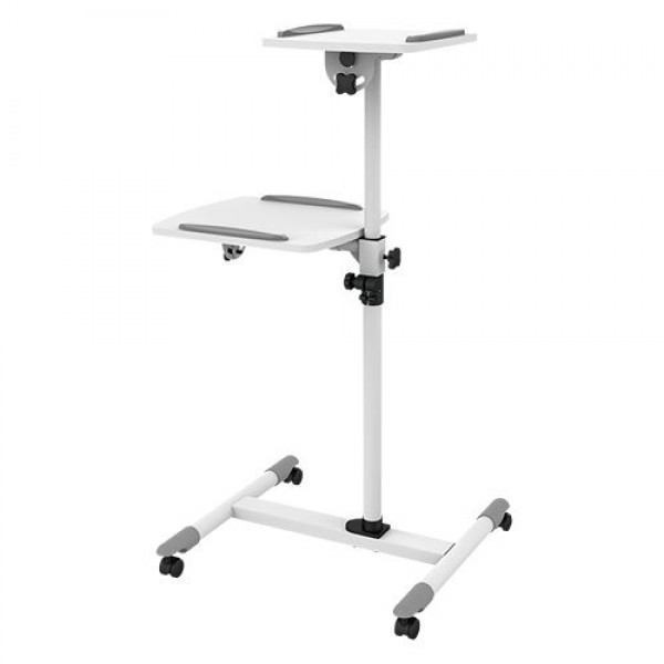 Brateck TS-6 Floor Projector Stand Silver