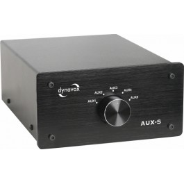 AUX-S Switcher Black