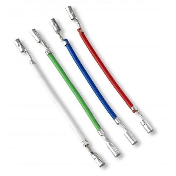 Καλώδια Κεφαλής Πικάπ Standard Lead Wires (4pcs)