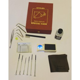 Σετ Καθαρισμού Βελόνας Stylus Kit