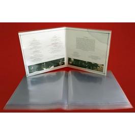 Εξώφυλλα Δίσκων Βινυλίου 12' Record Gatefold Sleeve