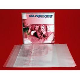 Εξώφυλλα Δίσκων Βινυλίου 12' Polypropelene Sleeve