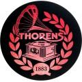 Thorens Κάλυμμα Πλατό Ματ Logo Black
