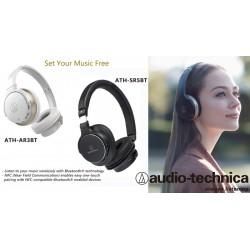 Νέα ασύρματα ακουστικά Audio-Technica