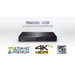 Panasonic DMP-UB300