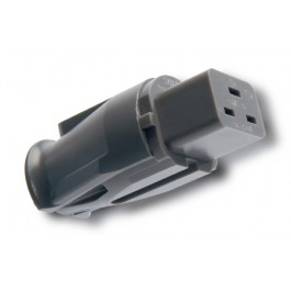 Supra LORAD SWF - 16 S Connector (IEC - 320) Grey