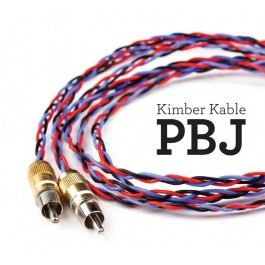 Kimber Kable Classic PBJ 1m Interconnect RCA