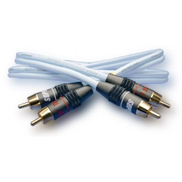 Supra Dual - RCA Interconnect Cable Blister