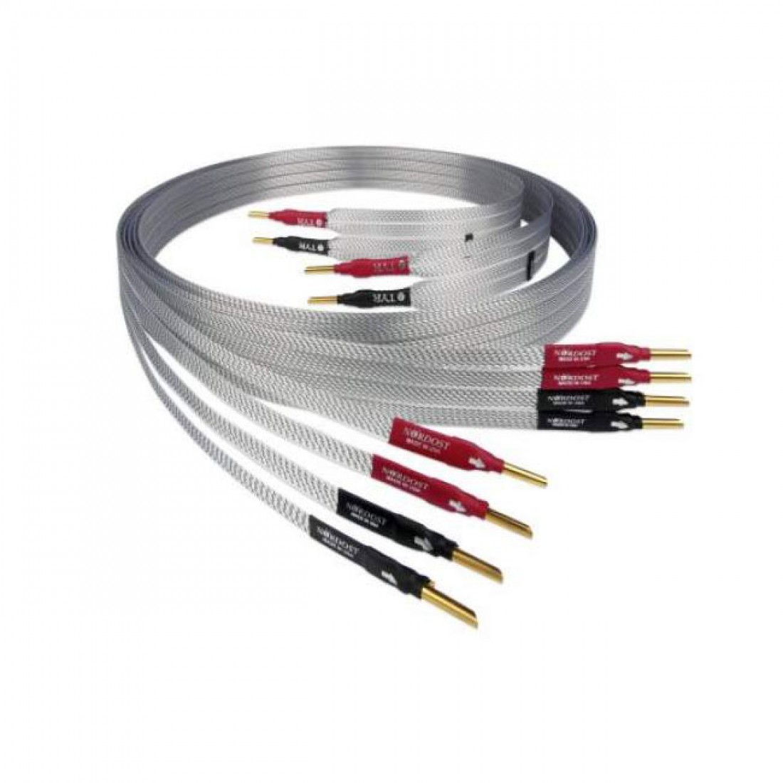 Nordost TYR Bi Wire Speaker Cable 3m