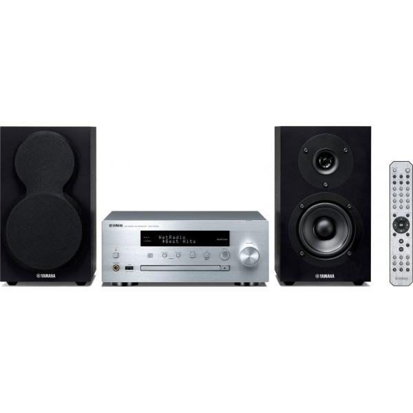 Yamaha MusicCast MCR-N470D Streaming Mini System