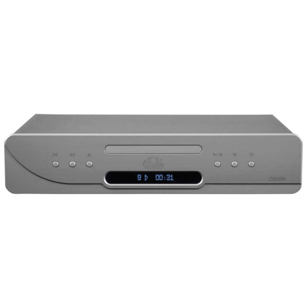 Atoll CD Player CD200 Signature Silver