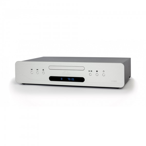Atoll CD Player CD80 Signature Silver