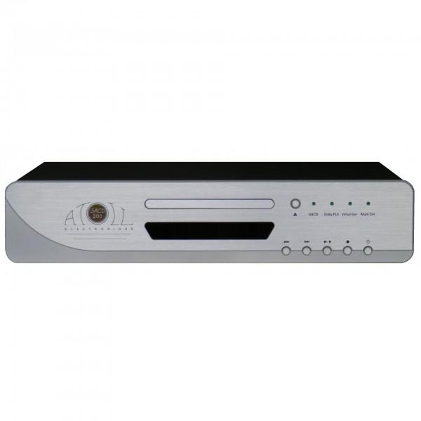 Atoll SACD200 Silver CD & SACD Player