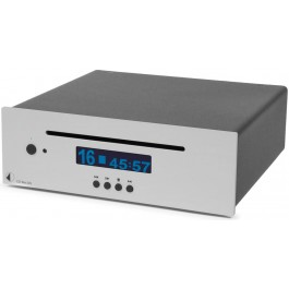Pro-Ject Audio CD Box DS Silver