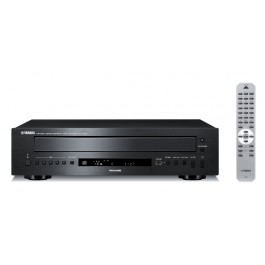 Yamaha CDC-600 Πολύδισκο CD Player Black