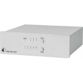 Pro-Ject Audio DAC Box S USB Silver