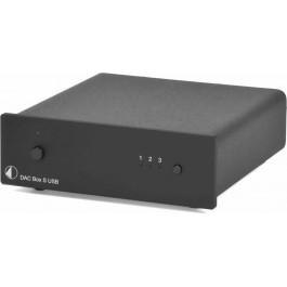Pro-Ject Audio DAC Box S USB Black