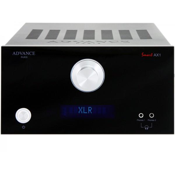 Advance Acoustics Ολοκληρωμένος Ενισχυτής AX1 Black