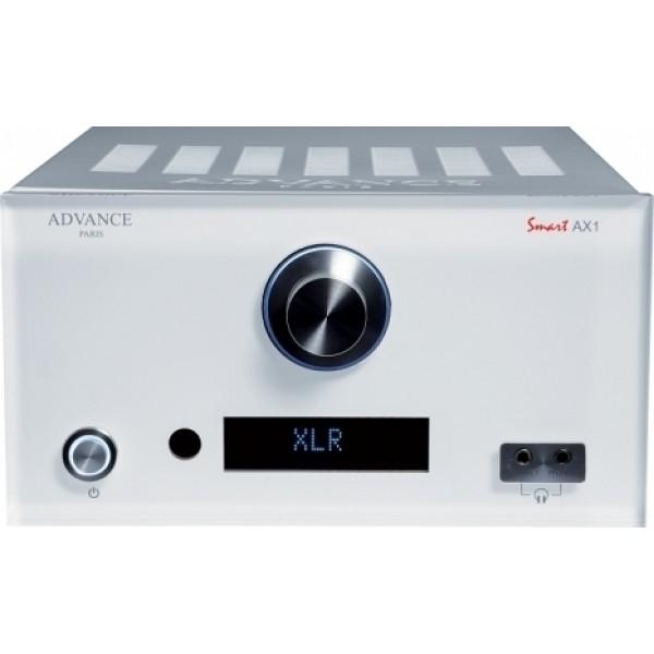 Advance Acoustics Ολοκληρωμένος Ενισχυτής AX1 White