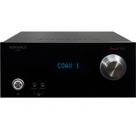 Advance Acoustics Προενισχυτής DAC DX1 Black