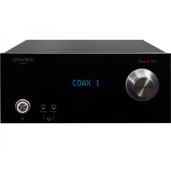 Advance Acoustics Προενισχυτής DAC DX1 Black