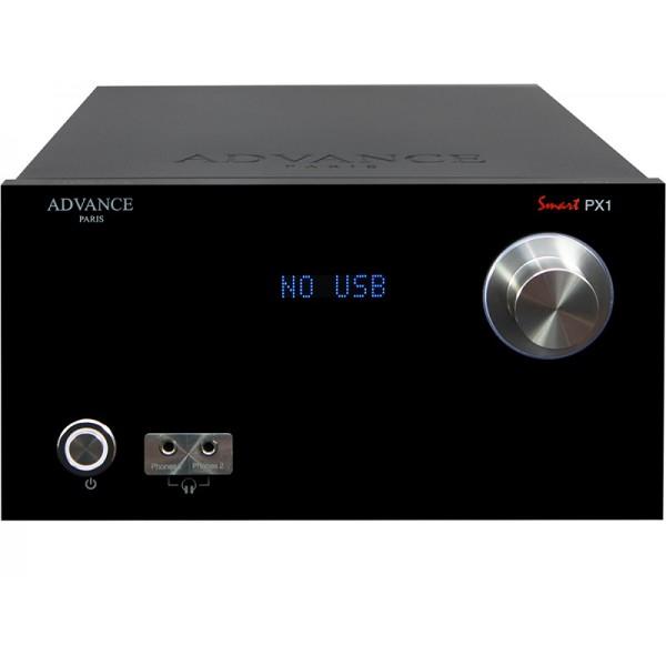 Advance Acoustics Προενισχυτής PX1 Black