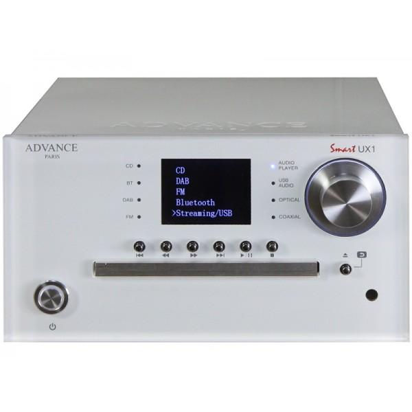 Advance Acoustics Streamer UX1 White
