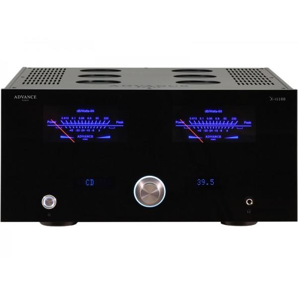 Advance Acoustics Ενισχυτής X-i 1100 Black