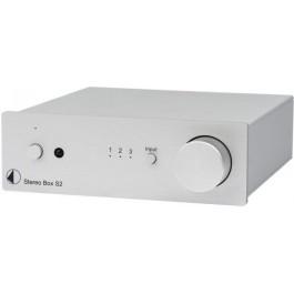 Pro-Ject Ολοκληρωμένος Ενισχυτής Stereo Box S2