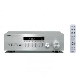 Yamaha R-N402D Silver