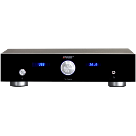 Advance Acoustics X-Preamp Black Preamp