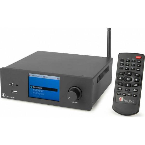 Pro-Ject Δικτυακός Δέκτης Stream Box RS Black