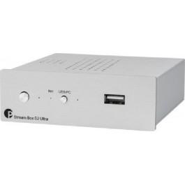 Pro-Ject Δικτυακός Δέκτης Stream Box S2 Ultra Silver