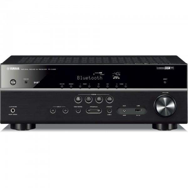 Yamaha RX-D485 AV Receiver