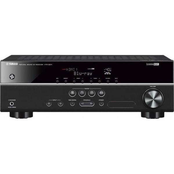 Yamaha Ραδιοενισχυτής Home Cinema HTR-2071