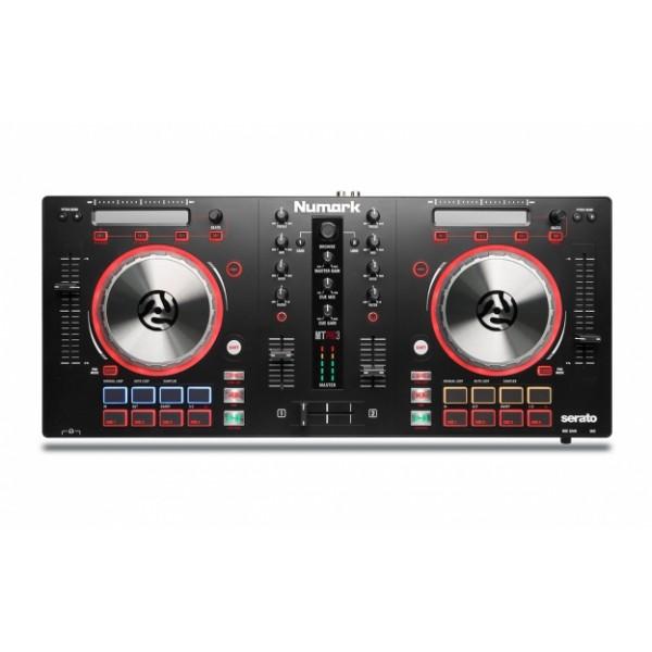 Numark MixTrack Pro3 Controller Black