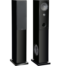 Advance Acoustics K5s Black