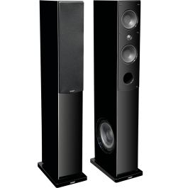 Advance Acoustics K9s Black