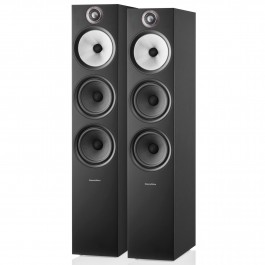 Bowers & Wilkins 603 S2 Anniversary Edition Black