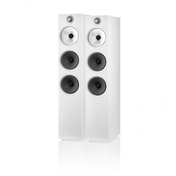 Bowers & Wilkins 603 S2 Anniversary Edition White