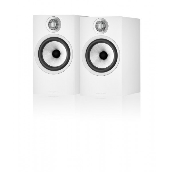 Bowers & Wilkins 606 S2 Anniversary Edition White