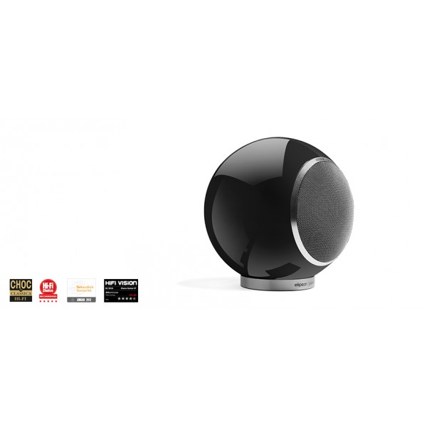Elipson Planet L Black speakers speakers ηχεια