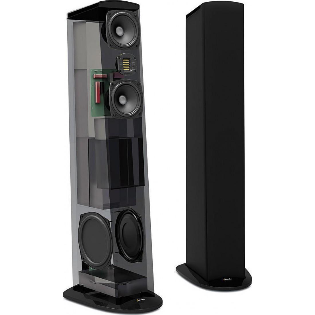 Golden Ear Technology Triton Seven Floorstanding Speaker Black d71d0aa8584b