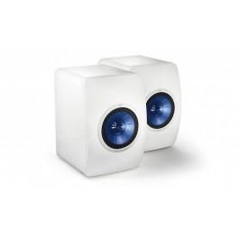 Kef LS50 Gloss White