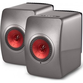 Kef LS50 Wireless Titanium Grey