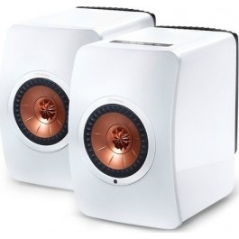 Kef LS50 Wireless Gloss White