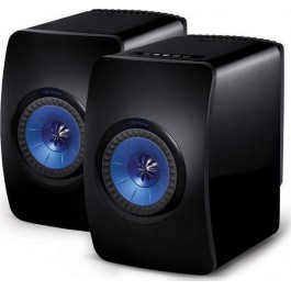 Kef LS50 Wireless Gloss Black