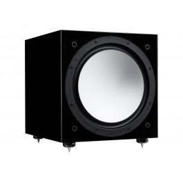 Monitor Audio Ηχείο Subwoofer Silver W12 6G High Gloss Black