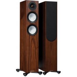 Monitor Audio Ηχείο Δαπέδου Silver 200 7G Natural Walnut