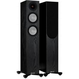 Monitor Audio Ηχείο Δαπέδου Silver 200 7G Black Oak